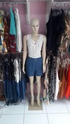 04 Manequim para loja de roupas feminina