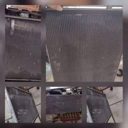 Radiador e  condensador HB20, Toyota, Fiat, Ford