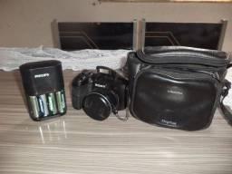 Título do anúncio: Câmera Sony Cyber-shot Dsc-h100 + Brinde