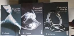 Trilogia 50 Tons de Cinza