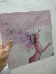 LP Kali Uchis Sin Miedo LACRADO novo importado disco vinil