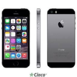 iPhone 5s tela trincada mais funciona perfeitamente