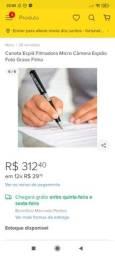 Título do anúncio: Vende se uma caneta espiã nova