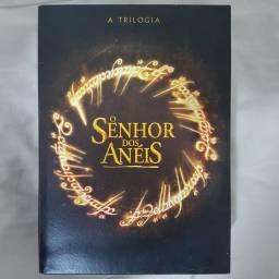 Box DVDs O Senhor dos Anéis