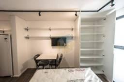Título do anúncio: Apartamento com 1 dormitório para alugar, 18 m² por R$ 2.100,00/mês - Vila Mariana - São P
