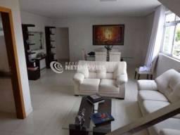 Apartamento à venda com 4 dormitórios em Liberdade, Belo horizonte cod:385973