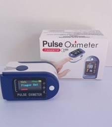 Título do anúncio: Oxímetro De Dedo Saturação De Oxigênio Oled Digital - 100066