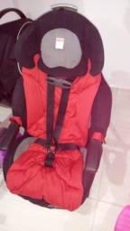 Cadeira Carro unissex de 9kg até 36kg usada em ótimo estado