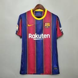Camisa do Barcelona 1 linha tailandesa