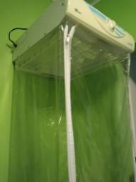 secadora de roupas de parede - fischer
