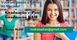 Curso Universitário EAD - Sem pagar antecipado