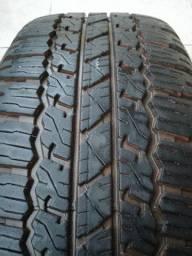 "Pneu Bridgestone 26565 R17 Dueller AT 693III 112S Toyota Hilux ""Usado"""