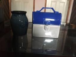 Lancheira/Vaso Decorativos