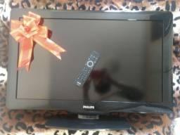 Vendo tv (com garantia) lcd philips 32 polegadas