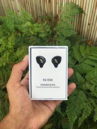KZ EDX- Fone In Ear com Driver Dinâmico - Monitor/Retorno