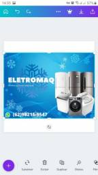 Título do anúncio: Assistência tecnica de máquinas de lavar