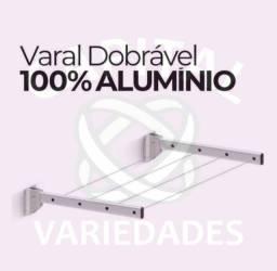 Título do anúncio: ((Produtos Novos)) Varal articulado 100% alumínio.