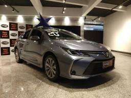 Toyota Corolla XEi 2020 Único dono Baixo km