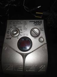 Pedaleira ZOOM 505