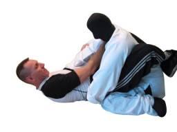 Boneco de treino jiu-jitsu