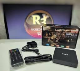 Título do anúncio: tv box d905 (processador amalogic) aparelhos novo