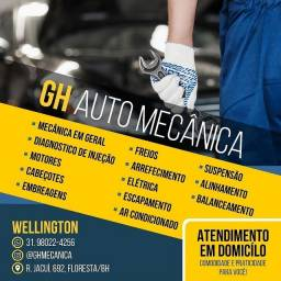 GH auto mecânica