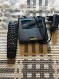 Receptor Digital TV - completo (usado)