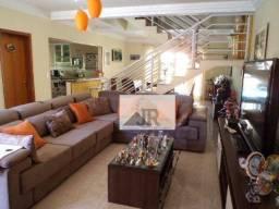 Casa com 3 dormitórios à venda, 283 m² por R$ 1.100.000,00 - Condomínio Vila dos Inglezes