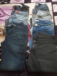 Título do anúncio: Calcas jeans