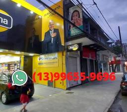 Título do anúncio: Loja Comercial, Gonzaga, Santos.