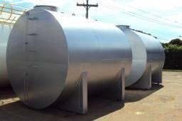Título do anúncio: Tanque aéreo horizontal 30.000 litros - usado requalificado