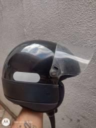Título do anúncio:  Capacete custom bieffe motociclista