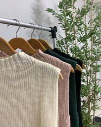 Colete se tricot