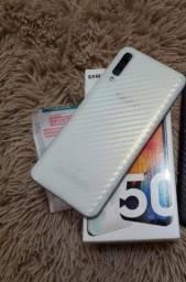 Samsung A50 128GB 4GB Ram Biometria Na Tela, Câmera Tripla Muito Conservado<br>Por 1100,00