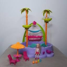 Título do anúncio: Polly Pocket conjunto ilha