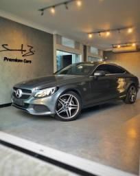 Mercedes-Benz C180 Coupè 2018 com 11.768Km. Revisões na concessionária.