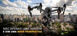 Fotos e filmagem com drone