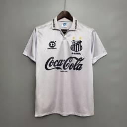 Camisa do Santos retrô 1933