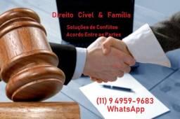 Advogado Direito de Família e Cível ?