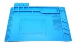 Manta Antiestática 45x30cm Para Bancada Eletronica Conserto