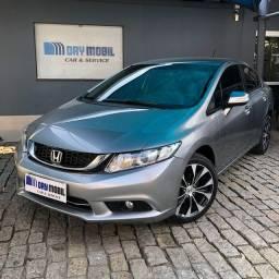 Título do anúncio: Honda Civic LXR 2.0 Flex Aut. - 2016 - Apenas 32.000km