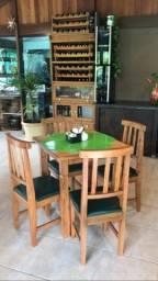 Título do anúncio: Mesas e cadeiras a partir de 550