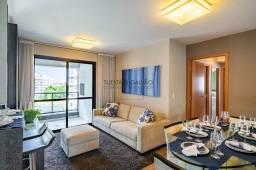 Título do anúncio: Apartamento com 3 quartos sendo uma suíte, 2 vagas de garagem, a venda no Cabral, em Curit