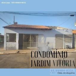 Título do anúncio: Imóvel Usado para Venda em Cuiabá, Jardim Vitória, 2 dormitórios, 1 banheiro, 1 vaga