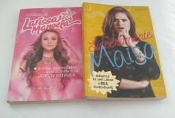 Título do anúncio: 2 livros por 15.00 reais