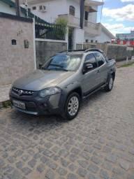 Fiat Strada Adventure 1.8 2014 GNV