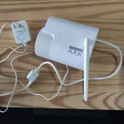 Câmera Segurança Ultrawide Wifi Ip 1080p Xiaovv 150º