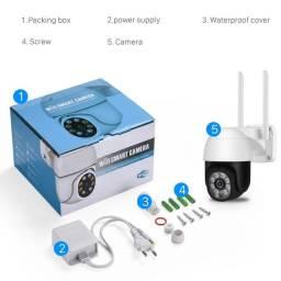 Título do anúncio: Câmera externa Wi-Fi