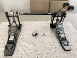 Pedal duplo Bateria JANUS