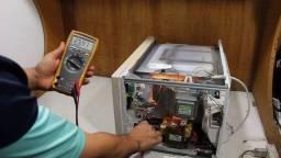 Assistência Técnica de Microondas - Todas as Marcas